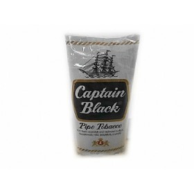 FUMO CAPTAIN BLACK WHITE 50gr