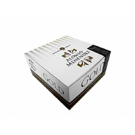 CIGARRILHA GOLD ORIGINAL caixa com 50 unidades