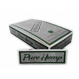 SEDA SMOKING PURE HEMP MINI SIZE caixa com 25 livretos