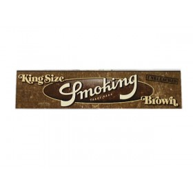 SEDA SMOKING BROWN KING SIZE unidade