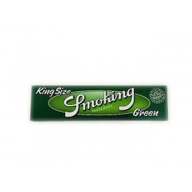 SEDA SMOKING GREEN KING SIZE unidade