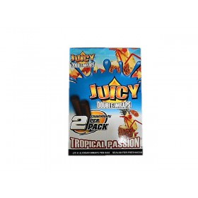 SEDA JUICY BLUNT SABOR TROPICAL caixa com 25 unidades