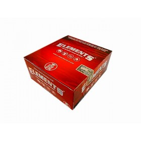 SEDA ELEMENTS RED KING SIZE caixa com 50 livretos